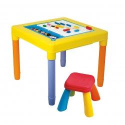 Playgo INFANT&TODDLER žaidimų stalas su kėde