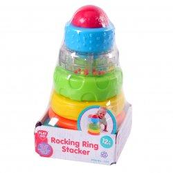 Lavinamasis žaislas Piramidė