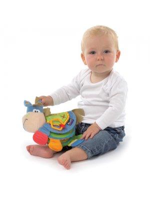 Knygelė-kramtukas Arkliukas Toy Box