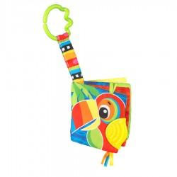 Knygelė-kramtukas Jazzy Jungle