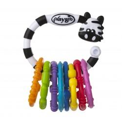 Pakabinamas žaislas Zebra
