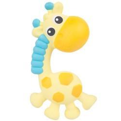 Pilnai uždaras apsaugotas nuo pelėsio cypiantis kramtukas Žirafytė Džeri