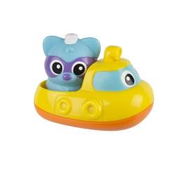 Vonios žaislas Rainy Raccoon's Submarine