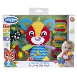 Žaislas Foxy on the Run dovanų pakuotė