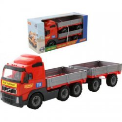 Sunkvežimis su priekaba Volvo Power