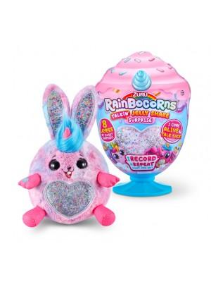 Kalbantis minkštas žaislas su aksesuarais Jelly Shake Surprise serija asort.