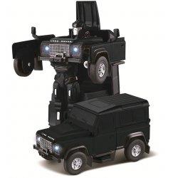 Automodelis valdomas Land Rover Defender