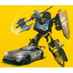 Automodelis transformuojamas valdomas RC 1:14 Mercedes-Benz GT3