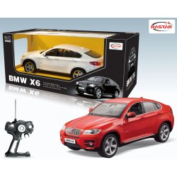 Automodelis valdomas 1:14 BMW X6