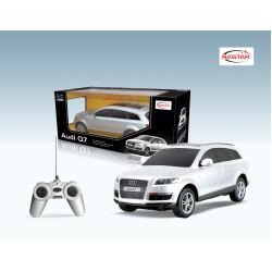 Automodelis valdomas 1:24 Audi q7