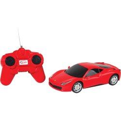 Automodelis valdomas 1:24 Ferrari Italia