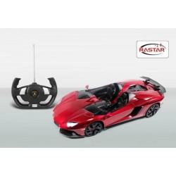 Automodelis valdomas Lamborghini Aventador 1:12