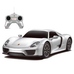 Automodelis valdomas Porsche Spyder 1:24