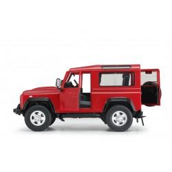 Automodelis valdomas RC 1:14 Land Rover Denfender su priekaba 78400-1