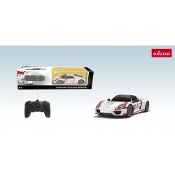 Automodelis valdomas RC 1:24 Porsche Spyder Performance