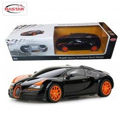Automodelis valdomas RC 1:14 Bugatti
