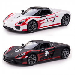 Automodelis valdomas RC 1:14 Porsche