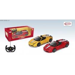 Automodelis valdomas RC 1:24 Ferrari Speciale