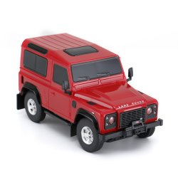 Automodelis valdomas RC 1:24 Land Rover Defender