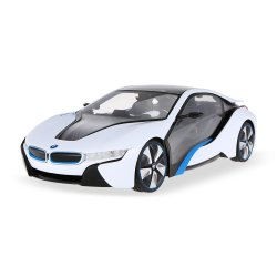 Automodelis valdomas vairu RC 1:14 BMW I8 49600-8