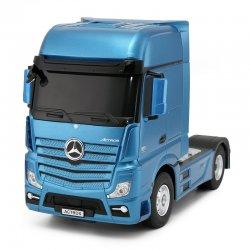 Vilkikas su automobiliu valdomas RC Mercedes-Benz Actros