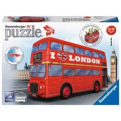 3d dėlionė London Bus 216d.