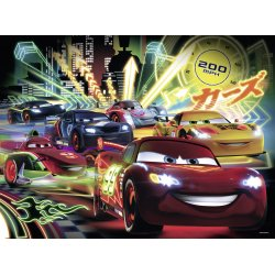 Dėlionė Cars Neon 100d.