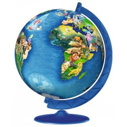 Dėlionė Disney Globe 180vnt