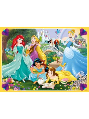 Dėlionė Disney Princess 100vnt