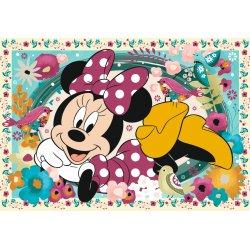 Dėlionė Minnie 2x12vnt