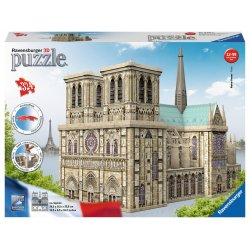 Dėlionė Notre Dame 216vnt