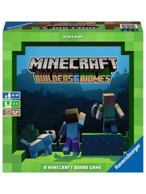 Stalo žaidimas Minecraft Builders & Biomes