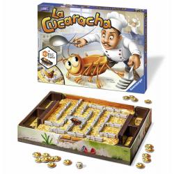 Žaidimas La Cucaracha LVLTETRUHEIRN