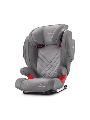 Automobilinė kėdutė Monza Nova Seatfix Aluminium Grey