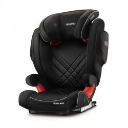 Automobilinė kėdutė Monza Nova Seatfix Performance Black