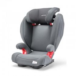 Automobilinė kėdutė Monza Nova Seatfix Prime Silent Grey