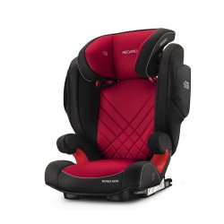 Automobilinė kėdutė Monza Nova Seatfix Racing Red