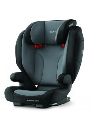 Automobilinė kėdutė Monza Nova Evo Seatfix Carbon Black