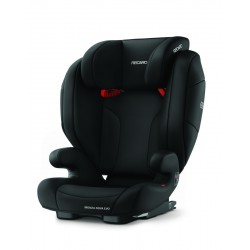 Automobilinė kėdutė Monza Nova Evo Seatfix Performance Black