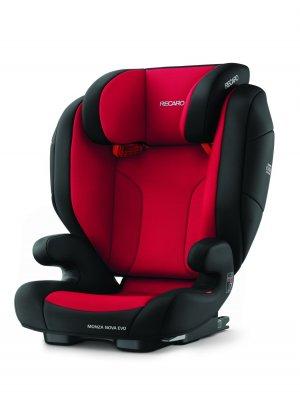 Automobilinė kėdutė Monza Nova Evo Seatfix Racing Red