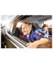 Automobilinė kėdutė Young Sport Hero Carbon Black