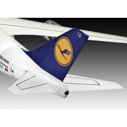 Lėktuvas easy kit - boeing 'lufthansa