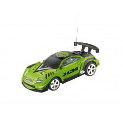 Mini RC mašina žalia