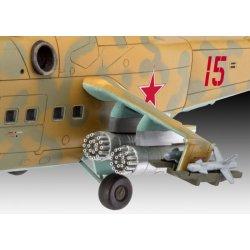 Modelis Model Set Mil Mi-24D Hind