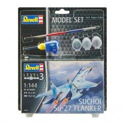 Modelis Suchoi Su-27 Flanker