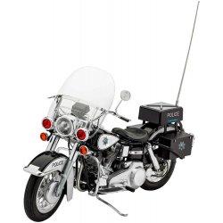 Modelis US Police Motorbike
