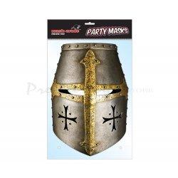 Kaukė Knight Helmet Heritage Knigh01