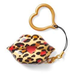 S.w.a.k. raktų pakabukas su garsu Leopard Kiss