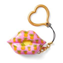 S.w.a.k. raktų pakabukas su garsu Pineapple Kiss
