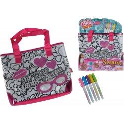 Simba COLOR ME MINE krepšys su žvyneliais Fashion